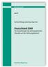 Deutschland 2060. Die Auswirkungen des demographischen Wandels auf den Wohnungsbestand
