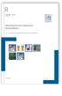 ift-Richtlinie WA-22/2, August 2016. Wärmetechnisch verbesserte Abstandhalter. Teil 3: Ermittlung des repräsentativen Psi-Wertes für Fassadenprofile