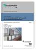 Textiler Verbundwerkstoff als Putzersatz für Wärmedämmverbundsysteme