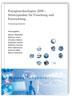 Energietechnologien 2050 - Schwerpunkte für Forschung und Entwicklung