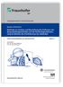 Methode zur Analyse und Beurteilung des Einflusses von Bauprodukteigenschaften auf die Nachhaltigkeitsbewertung im Rahmen der Zertifizierung von Gebäuden