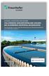 Ermittlung einer vollständigen Kohlenstoffbilanz hinsichtlich des energieautarken Betriebes des Klärwerkes Wuppertal-Buchenhofen