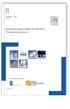 ift-Richtlinie VE-08/4, März 2017. Beurteilungsgrundlage für geklebte Verglasungssysteme