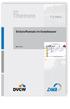 DWA-Themen T 2/2015, März 2015. Stickstoffumsatz im Grundwasser
