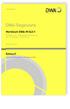 Merkblatt DWA-M 543-1 Entwurf, Dezember 2015. Geodaten in der Fließgewässermodellierung. Tl.1. Grundlagen und Verfahren