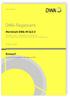 Merkblatt DWA-M 543-2 Entwurf, Dezember 2015. Geodaten in der Fließgewässermodellierung. Tl.2. Bedarfsgerechte Datenerfassung und -aufbereitung