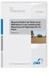 DWA-Themen T 5/2015, September 2015. Wasserrückhalt in der Fläche durch Maßnahmen in der Landwirtschaft - Bewertung und Folgerungen für die Praxis