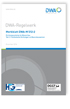 Merkblatt DWA-M 512-2, Dezember 2016. Dichtungssysteme im Wasserbau. Tl.2. Flächenhafte Dichtungen an Massivbauwerken