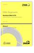 Merkblatt DWA-M 375 Entwurf, Februar 2017. Technische Dichtheit von Membranspeichersystemen