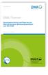 DWA-Themen T1/2017, Februar 2017. Stauanlagensicherheit und Folgen bei der Überschreitung der Bemessungsannahmen nach DIN 19700