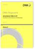 Arbeitsblatt DWA-A 221 Entwurf, März 2017. Grundsätze für die Verwendung von Kleinkläranlagen