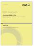 Merkblatt DWA-M 146 Entwurf, Juli 2017. Abwasserleitungen und -kanäle in Wassergewinnungsgebieten - Hinweise und Beispiele
