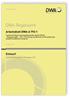 Arbeitsblatt DWA-A 793-1 Entwurf, August 2017. Technische Regel wassergefährdender Stoffe (TRwS) - Biogasanlagen. Teil 1: Errichtung und Betrieb mit Gärsubstraten landwirtschaftlicher Herkunft