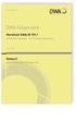 Merkblatt DWA-M 175-1 Entwurf, August 2017. Betriebsführungssysteme - Teil 1: Entwässerungssysteme