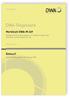 Merkblatt DWA-M 349 Entwurf, Dezember 2017. Biologische Stickstoffelimination von Schlammwässern der anaeroben Schlammstabilisierung