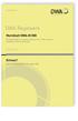 Merkblatt DWA-M 808 Entwurf, November 2017. Handreichungen zur Ausschreibung und zur Wertung von Angeboten für Bauleistungen