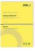 Merkblatt DWA-M 617 Entwurf, Dezember 2017. Naturschutz bei Planung und Genehmigung von Fließgewässerrenaturierungen
