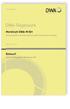 Merkblatt DWA-M 801 Entwurf, Dezember 2017. Führungssysteme und Führungsinstrumente in der Wasserwirtschaft