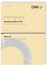 Merkblatt DWA-M 774 Entwurf, Juli 2018. Abwasser aus lederherstellenden Betrieben