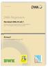 Merkblatt DWA-M 620-1 Entwurf, Februar 2019. Ingenieurbiologische Bauweisen an Fließgewässern - Teil 1: Grundlagen und Bauweisenauswahl