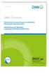 DWA-Themen T3/2019, Juli 2019. Dokumente für kleine Talsperren und kleine Hochwasserrückhaltebecken - Handreichung für Betreiber, ergänzend zu Merkblatt DWA-M 522