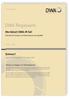 Merkblatt DWA-M 541 Entwurf, Oktober 2020. Statistische Analyse von Niedrigwasserkenngrößen