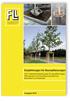 Empfehlungen für Baumpflanzungen. Teil 2: Standortvorbereitungen für Neupflanzungen, Pflanzgruben und Wurzelraumerweiterung, Bauweisen und Substrate