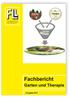 Fachbericht Garten und Therapie. Ausgabe Juli 2011