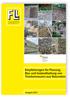 Empfehlungen für Planung, Bau und Instandhaltung von Trockenmauern aus Naturstein. Ausgabe 2012