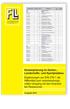 Kostenplanung im Garten-, Landschafts- und Sportplatzbau. Ergänzungen zur DIN 276-1 als Hilfsmittel zum verantwortungsvollen Umgang mit den finanziellen Ressourcen. Ausgabe 2013