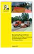 Sportplatzpflegerichtlinien. Richtlinien für die Pflege und Nutzung von Sportanlagen im Freien; Planungsgrundsätze. Ausgabe 2014