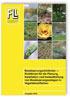 Bewässerungsrichtlinien - Richtlinien für die Planung, Installation und Instandhaltung von Bewässerungsanlagen in Vegetationsflächen. Ausgabe 2015