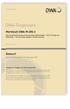 Merkblatt DWA-M 285-2 Entwurf, Oktober 2020. Spurenstoffentfernung auf kommunalen Kläranlagen - Teil 2: Einsatz von Aktivkohle - Verfahrensgrundsätze und Bemessung