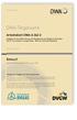 Arbeitsblatt DWA-A 362-2 Entwurf, November 2020. Anlagen für die Aufbereitung und Einspeisung von Biogas in Gasnetze - Teil 2: Fermentativ erzeugte Gase - Betrieb und Instandhaltung