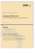 Arbeitsblatt DWA-A 120-3 Entwurf, Mai 2021. Pumpsysteme außerhalb von Gebäuden - Teil 3: Unterdrucksysteme