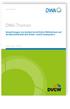 DWA-Themen T1/2021, August 2021. Auswirkungen von landwirtschaftlichen Maßnahmen auf die Beschaffenheit des Sicker- und Grundwassers