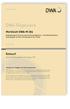 Merkblatt DWA-M 384 Entwurf, August 2021. Bodenbezogene Verwertung von Klärschlämmen - Rechtliche Rahmenbedingungen und ihre Umsetzung in der Praxis