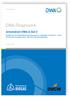 Arbeitsblatt DWA-A 362-2, August 2021. Anlagen für die Aufbereitung und Einspeisung von Biogas in Gasnetze - Teil 2: Fermentativ erzeugte Gase - Betrieb und Instandhaltung