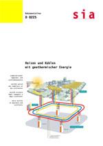 Heizen und Kühlen mit geothermischer Energie