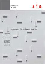 Leadership in Gebäudeerneuerung