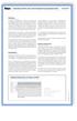 bga Merkblatt 01, Stand August 2014. Schüttdämmstoffe unter schwimmenden Gussasphaltestrichen