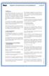 bga Merkblatt 02, Stand August 2016. Ausgleichs- und Spachtelmassen auf Gussasphaltestrich