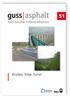 Brücken, Tröge, Tunnel