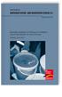 Merkblatt Besondere Verfahren zur Prüfung von Frischbeton