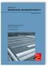 Merkblatt Nachbehandlung von Beton