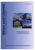 Beton und Umwelt. Concrete and Environment