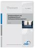 DWA-Themen T 1/2012, Juli 2012. Schadensanalysen und Projektbewertung im Hochwasserrisikomanagement