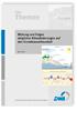DWA-Themen T 1/2011, April 2011. Wirkung und Folgen möglicher Klimaänderungen auf den Grundwasserhaushalt
