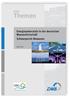 DWA-Themen, April 2010. Energiepotenziale in der deutschen Wasserwirtschaft - Schwerpunkt Abwasser
