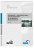 DWA-Themen, Mai 2010. Klimawandel - Herausforderungen und Lösungsansätze für die deutsche Wasserwirtschaft